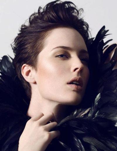 Danielle Hampton Makeup Artist Contact Image