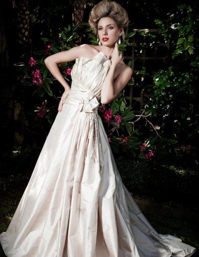 Danielle Hampton Makeup Artist Weddings Image