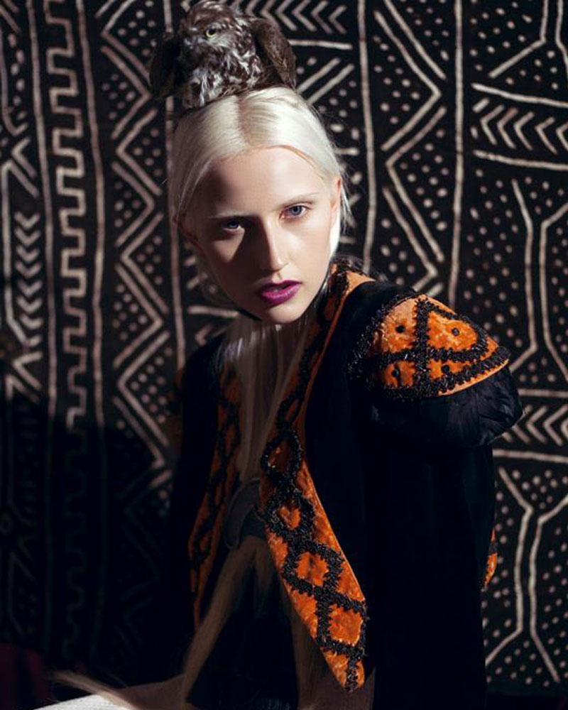 Blue Mountains Commercial Makeup Artist Danielle Hampton Image