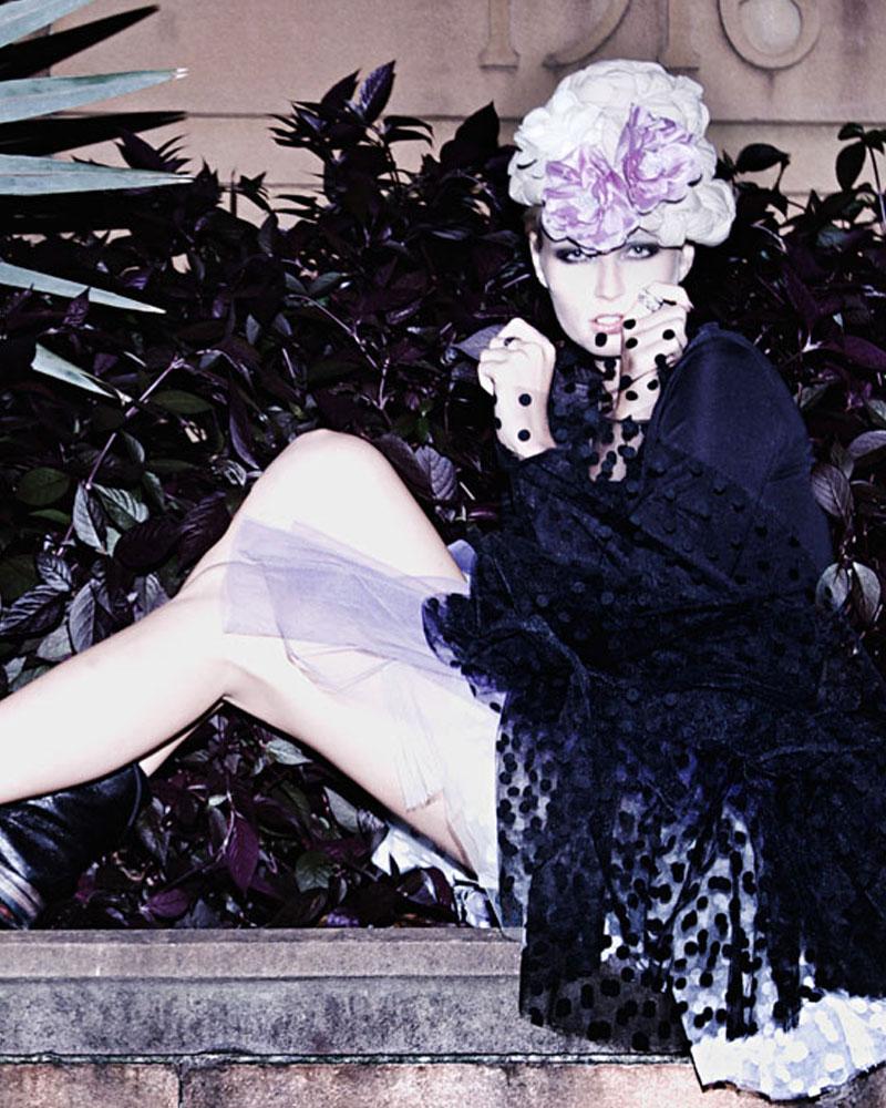 Danielle Hampton Makeup Artist About Image